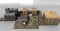 3d warehouse district