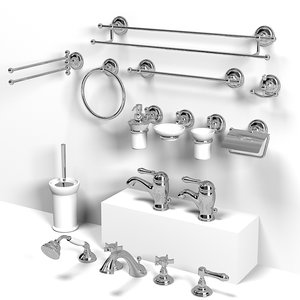 3d nicolazzi monocomandi accessories