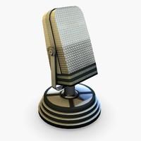 3d microphone mic