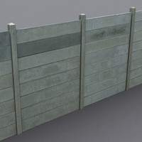Prefabricated Fence