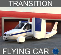 Transition Flying Car