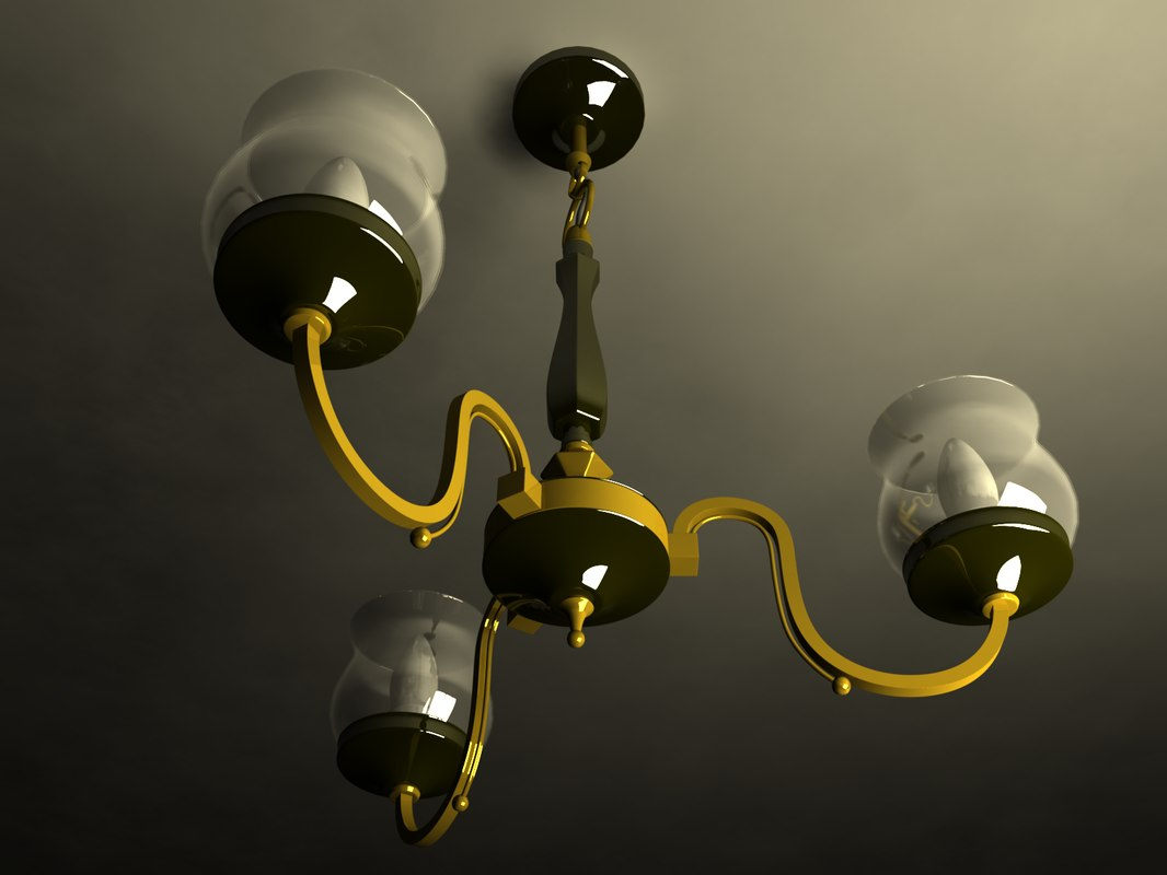 ma light chandelier