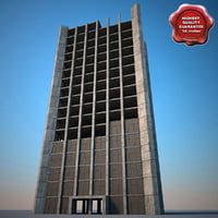 building construction v7 3d model