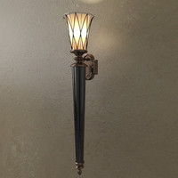 fixture sconce light 3d 3ds