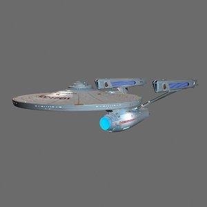 starship constitution max