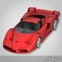 Ferrari FX 3D models