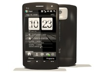 3d model htc touch hd
