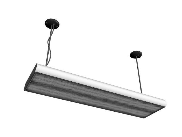free max mode fluorescent light fixture