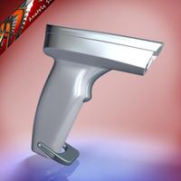 3d model manual scanner