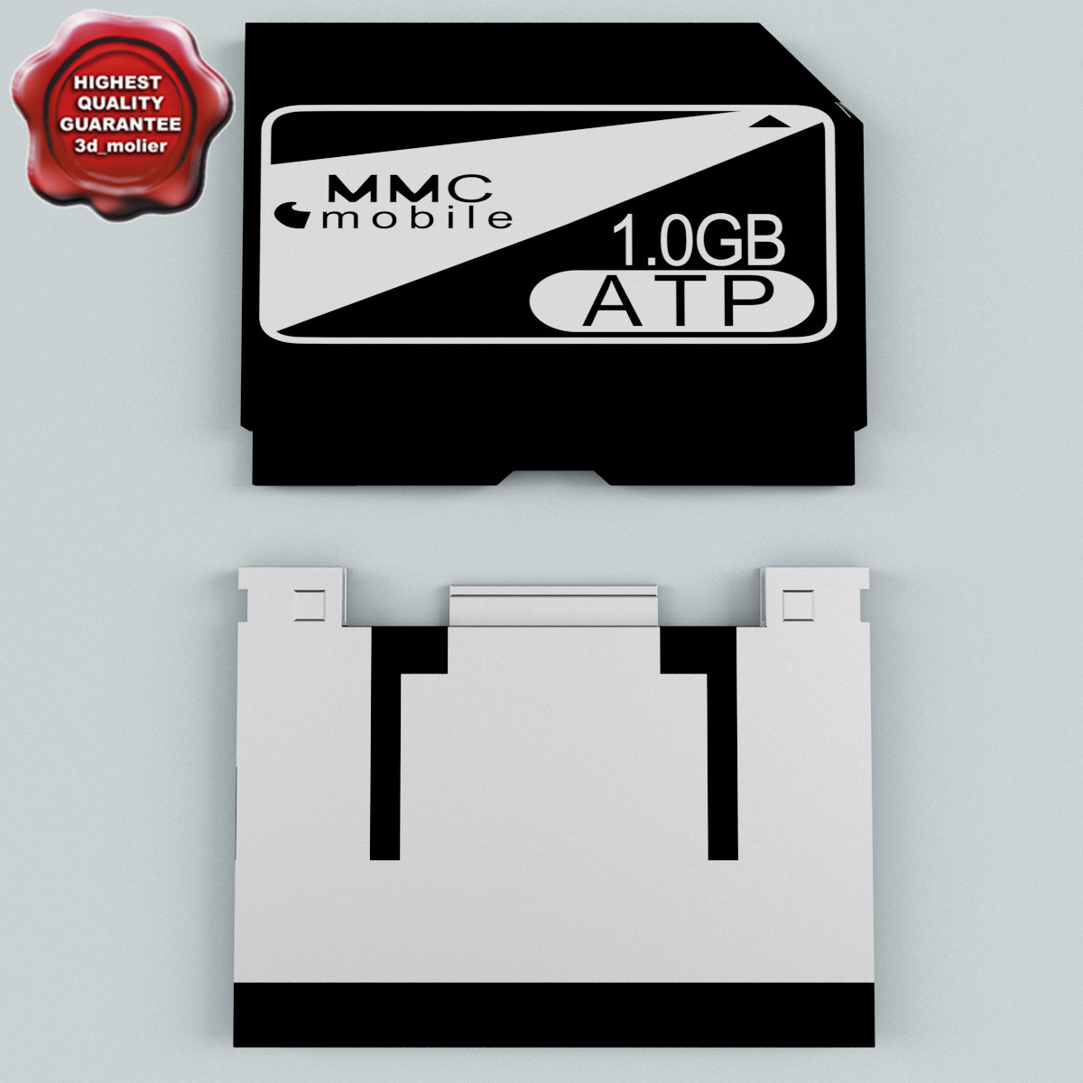 3d memory card mmc mobile