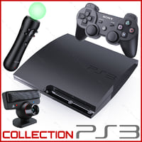 Sony PlayStation 3 Collection PS3
