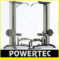 Powertec P-LM10 lat machine