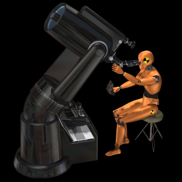 3d tko cat telescope 15