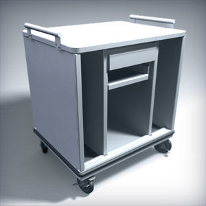 3d generic cart