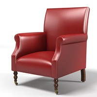 classic traditional  lounge club chair armchair leather luxury