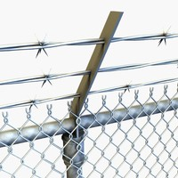 fence high detailed include LOD
