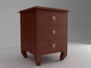 maya classic nightstand