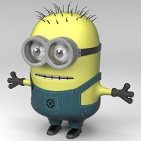 minion character despicable max