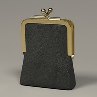 3d money purse
