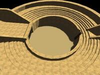 3d arena b3d x model