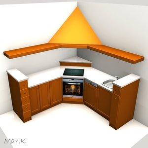 maya small kitchen