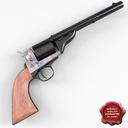 Colt 1872 3D models