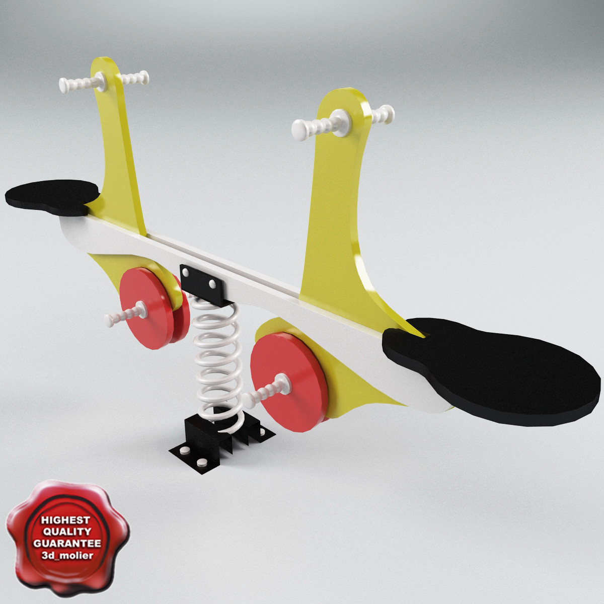 3d collective seesaw vespa model