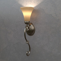 concor 174 sconce light 3d model