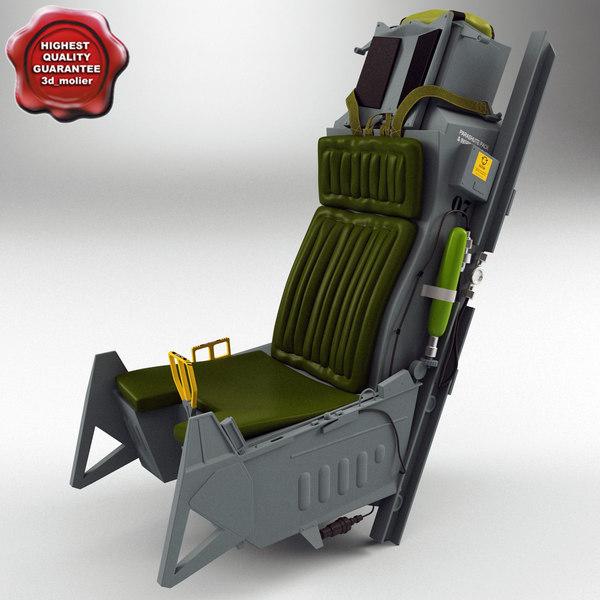 maya f-16 ejection seat