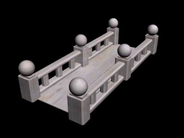 free max mode stone bridge