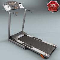 3d treadmill v2 model