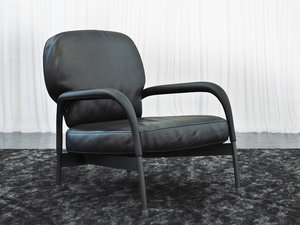 3d brooks loungechair model