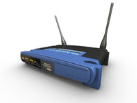 max linksys router
