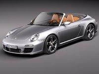 Porsche 911 Carrera - 997 Cabrio 2011