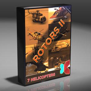 rotors ii - 7 max
