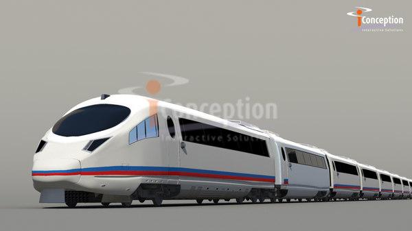 3d obj train