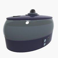 humidifier bj676 generic 3d model