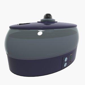 humidifier bj676 generic 3d model