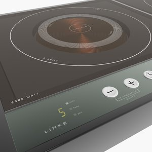 generic induction cooking plate max