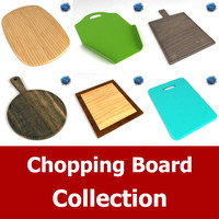 3d dxf chopping boards