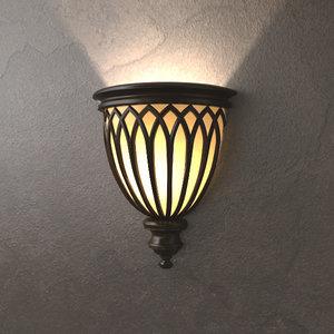 3d concor 530 sconce light