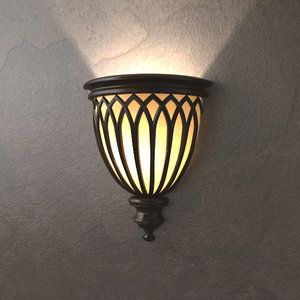 3d concor 530 sconce light