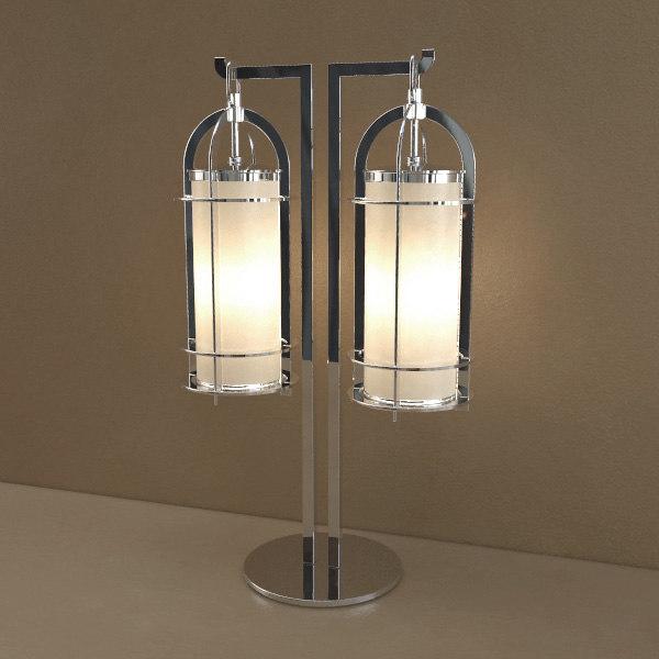 lamp sconce light 3d model
