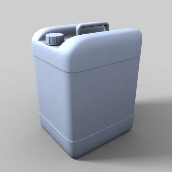 container obj