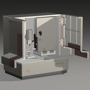 3d dna analyzer model