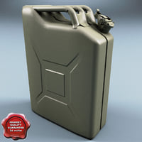 Jerry Can 20 Litre V1