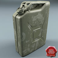 Jerry Can 20 Litre V3