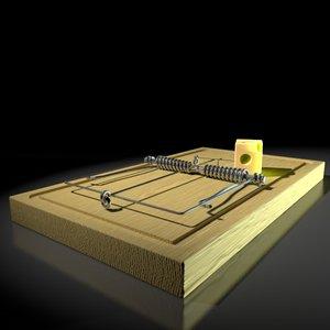 3d mousetrap sss global