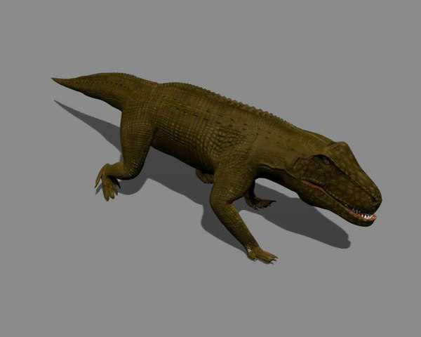 saurosuchus archosaur max