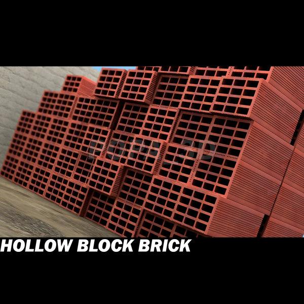 max hollow block brick